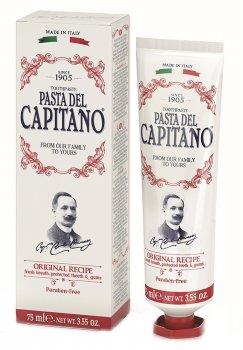 Зубная паста Pasta del Capitano 1905 Оригинальный рецепт 75 мл (8002140137105)