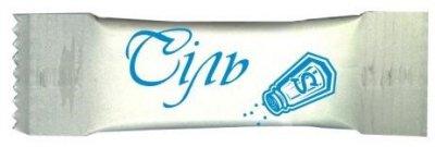 Упаковка соли в стиках Асканія Стандарт 1 г х 1000 шт (4820071640860)