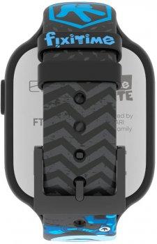 Детские телефон-часы с GPS трекером Elari FixiTime Lite Black (ELFITL-BLK)