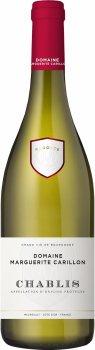 Вино Domaine M Carillon Chablis белое сухое 0.75 л 13.5% (3357400511177_3357400600109)