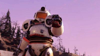 Игра Fallout 76 (Bethesda) для ПК (Ключ активации Bethesda)
