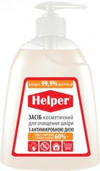 Упаковка засобу косметичного Helper з антимікробною дією 500 мл х 24 шт. (4823019008319)