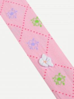 Колготки De Melatti 2029 74-80 см Рожеві (2400000150428)