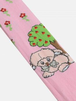 Колготки De Melatti 2043 110-116 см Рожеві (2400000151449)