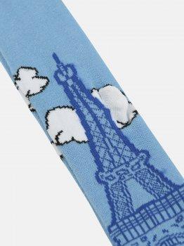 Колготки De Melatti 2047 74-80 см Блакитні (2400000151845)