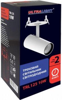 Спотовий світильник Ultralight TRL125 10 W білий (UL-51532)