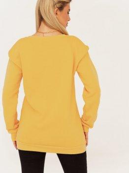 Свитшот Gepur 36875 Желтый