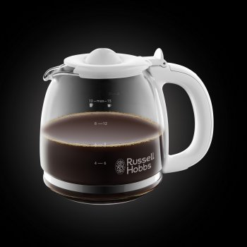 Капельная кофеварка RUSSELL HOBBS 24390-56/RH Inspire Maker White