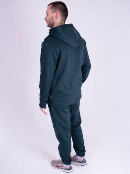 Спортивний костюм Olis-Style Ролінса 9892 Зелений