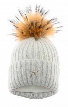 Зимняя шапка Elf-kids Айова 48-50 см Серая (ROZ6400026458)
