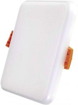 Стельовий світильник EMOS 8 W 525 Лм 4000 K (ZV2122)