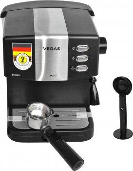 Кофеварка эспрессо VEGAS VCM-9070B