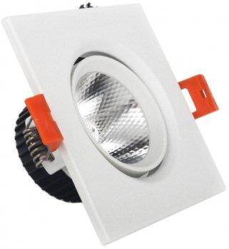 Світильник точковий Electro House 5 W 4100 K білий (EH-CLM-02)