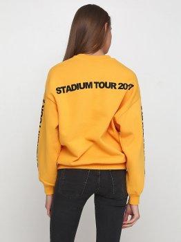 Свитшот H&M 6060437 Желтый