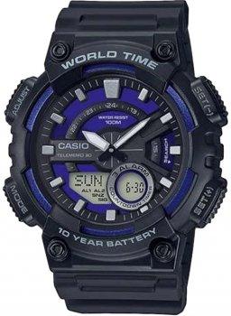 Чоловічий годинник CASIO AEQ-110W-2A2VEF