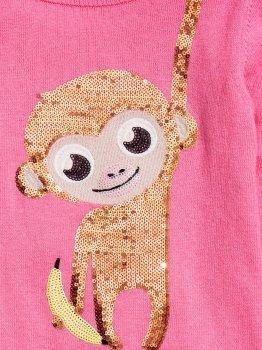 Джемпер H&M 0549390 Рожевий