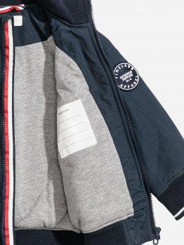 Куртка H&M 0595769 Темно-синяя