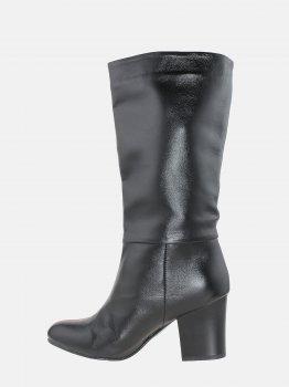 Сапоги Crisma R683s-1 Черные