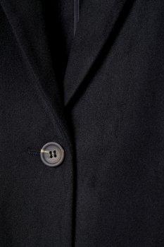 Пальто H&M 6770628-AAAD Черное
