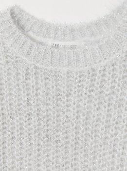 Джемпер H&M 0817211 Білий