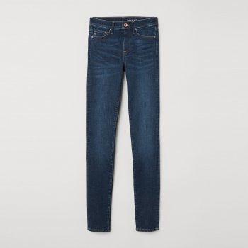 Джинси H&M 3991365-AAQJ Темно-сині