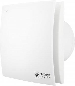 Вытяжной вентилятор SOLER&PALAU Decor-100 CRZ Design