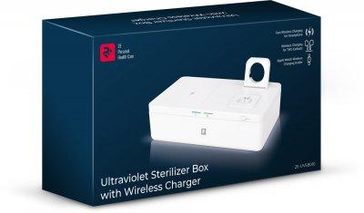 Ультрафіолетовий стерилізатор з бездротовою зарядкою 2E UVSB010