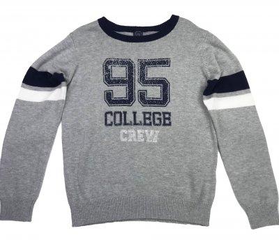 Свитер Cool Club для мальчика College Crew 95