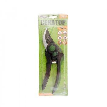 Секатор садовый MASTERTOOL GM 200 мм, ручки ABS+TPR, лезвие SK5+ТЕФЛОН, регулятор раскрытия лезвий 14-6125