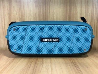 Портативная Bluetooth колонка Hopestar A20 Синий
