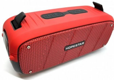 Портативная Bluetooth колонка Hopestar A20 Красный