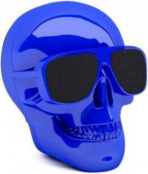 Акустика Jarre AeroSkull Nano Blue Glossy