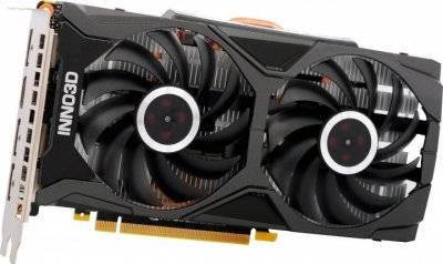 INNO3D PCI-Ex GeForce GTX 1660 Super Twin X2 6GB GDDR6 (192bit) (1785/14000) (HDMI, 3 x DisplayPort) (N166S2-06D6-1712VA15L)