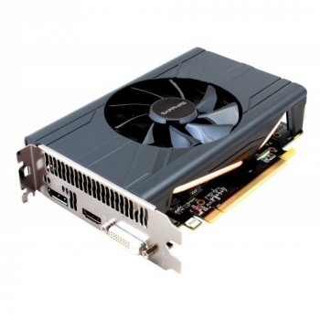 Видеокарта Sapphire Radeon RX 570 PULSE ITX 4096MB (11266-95-90G FR) Factory Recertified