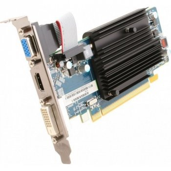 Відеокарта Sapphire Radeon R5 230 Low Profile 2048MB (11233-97-90G FR) Factory Recertified