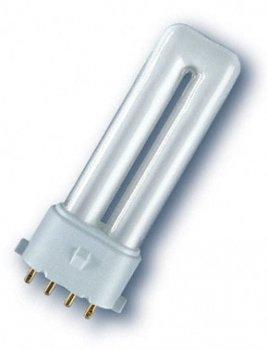 Лампа люмінесцентна Osram DULUX S/E 11W/840 2G7 (4050300020181)