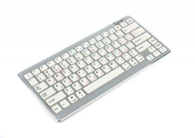 Бездротова клавіатура Gembird KB-6411BT-UA Bluetooth