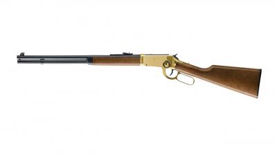 Пневматичний карабін Umarex Legends Cowboy rifle gold Finish