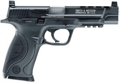 Пневматичний пістолет Umarex Smith & Wesson m&p9l Sport Edition