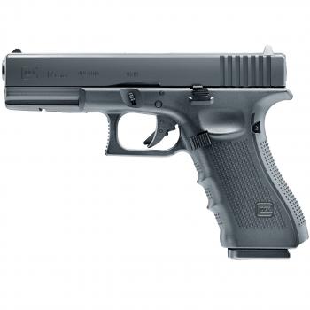 Пневматичний пістолет Umarex Glock 17 Gen 4