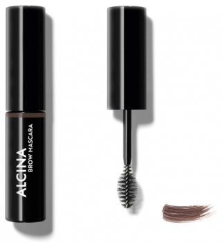 Туш для брів Alcina Brow Mascara dark 4 мл (4008666654854)
