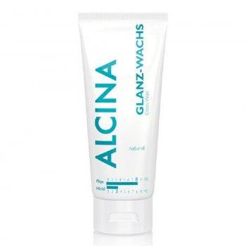 Віск-блиск ALCINA Glanz-Wachs для волосся природного фіксації 100 мл