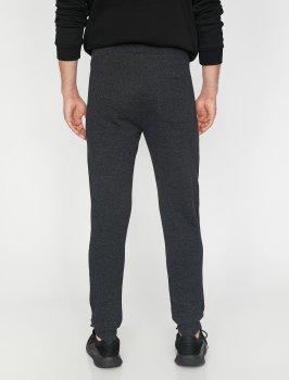 Спортивні штани Koton 0KAM41582LK-999 Black