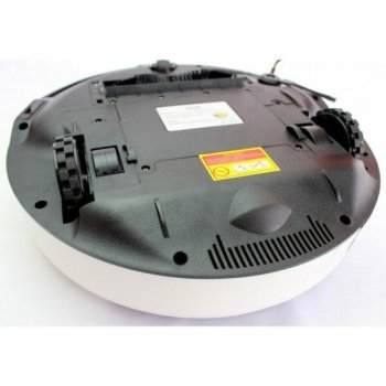 Робот-пылесос Mod 740A 1200 Вт Черно-белый (par_740)