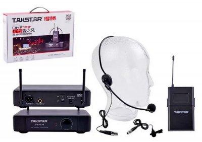 UHF бездротова головна гарнітура Takstar TS-7210P (0965)