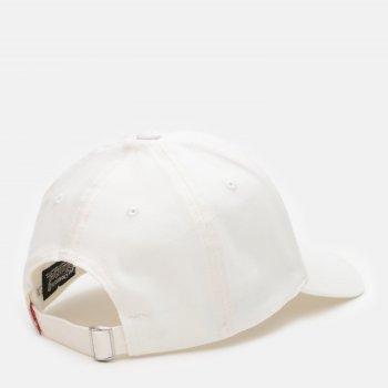 Кепка Levi's Mid Batwing Flexfit 230885-6-51 Regular White (7613417108370)