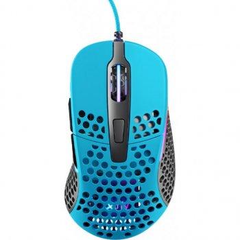 Мышка Xtrfy M4 RGB Miami Blue (XG-M4-RGB-BLUE)