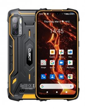 Защищенный смартфон Cubot KingKong 5 Pro 4/64gb IP68/IP69K/MIL-STD-810 Black-Orange