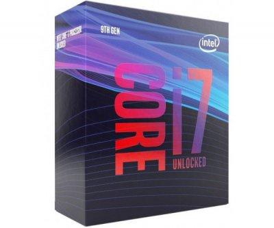 Процессор Intel Core i7 9700K 3.6GHz (12MB, Coffee Lake, 95W, S1151) Box (BX80684I79700K) no cooler