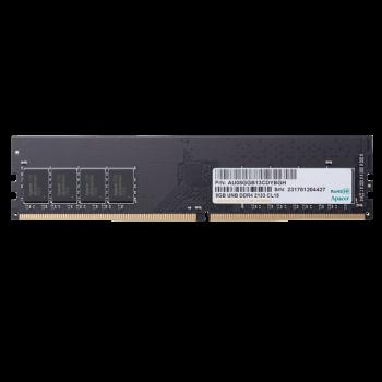 Оперативна пам'ять DDR4 Apacer 8GB 2666MHz CL19 DIMM (AU08GGB26CQYBGH)